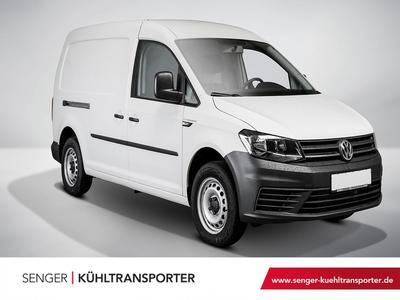 VW Caddy 4 TDI Pharmatransporter +15° bis +25° GDP