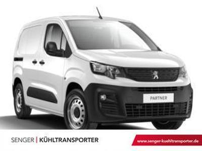 Peugeot Partner BlueHDi 75 L1 Pro Frischdienst NW