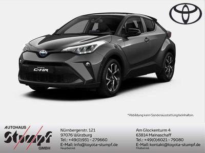 Toyota C-HR 1.8 Hybrid Team D | Navi+PDC+Automatik+uvm.