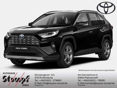 Toyota RAV 4 RAV4 2.5 4x4 Hybrid Lounge | Navi+Leder+Kamera