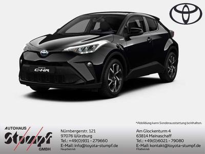 Toyota C-HR 1.8 Hybrid Team D | Navi+Kamera+Autom.+uvm.