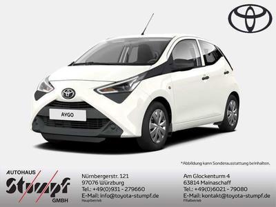 Toyota Aygo 1.0 x-business | Klimaanlage+Radio+uvm.