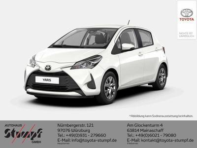 Toyota Yaris 1.0 Comfort | RFK+Freisprech.+Alu WKR+uvm