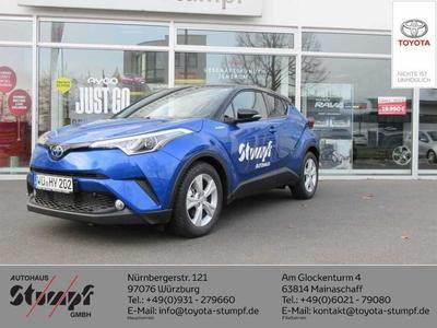 Toyota C-HR 1.8 Hybrid Club | Automatik+Navi.+ALU+uvm.