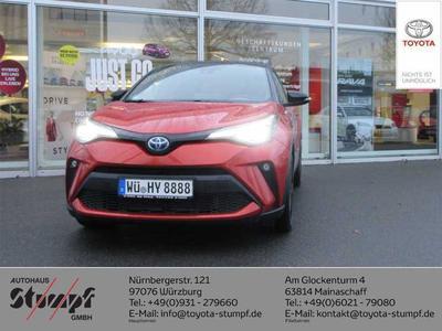 Toyota C-HR 2.0 Hybrid | NAVI+LEDER+ALU+GRA+RFK+uvm
