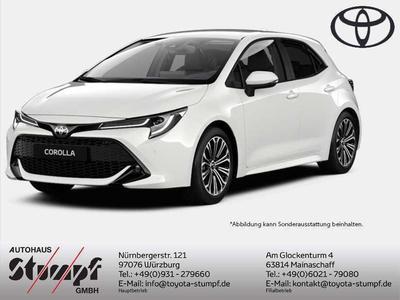Toyota Corolla 1.2 Turbo Team D  Technik Paket+Navi+uvm