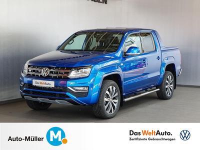 VW Amarok DoubleCab large view * klicken Sie ins Bild um es zu vergrößern *