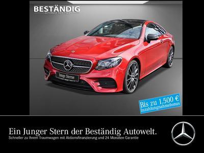 Mercedes-Benz E 220 d Coupé AMG Line Exterieur/COMAND APS/Navi Sty