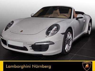 Porsche 911 Carrera 4 Cabrio PDK Klimasitze Entry+Drive