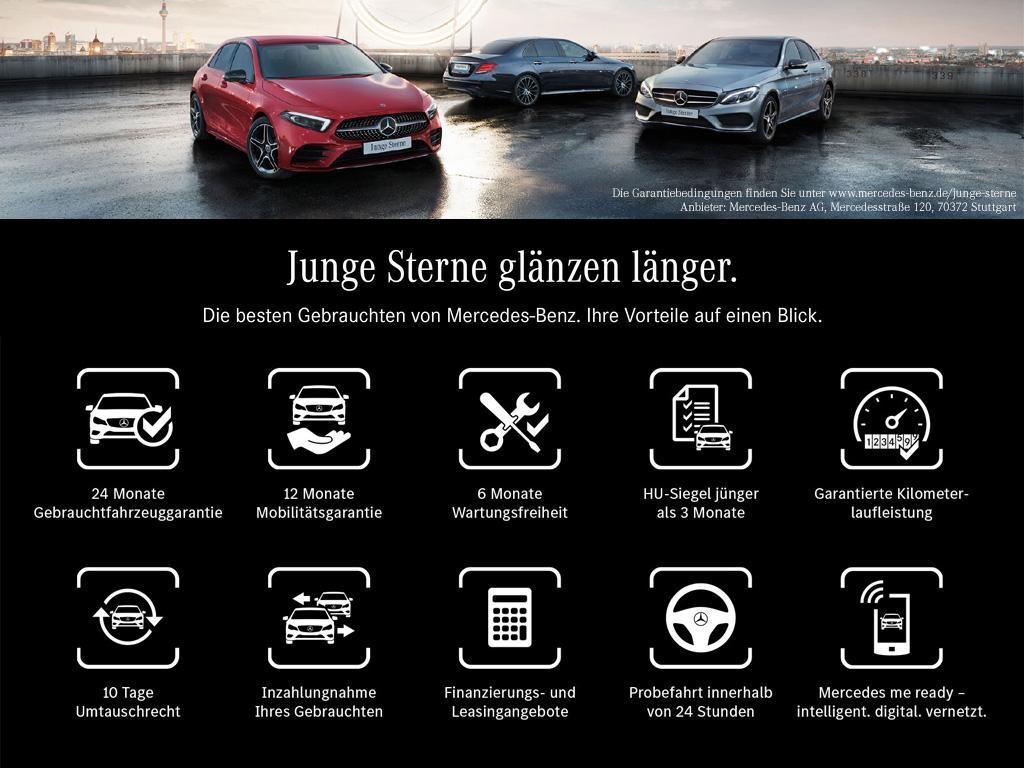 Mercedes-Benz C 200 Black Avantgarde Line Mod. 2020 Comand SHD