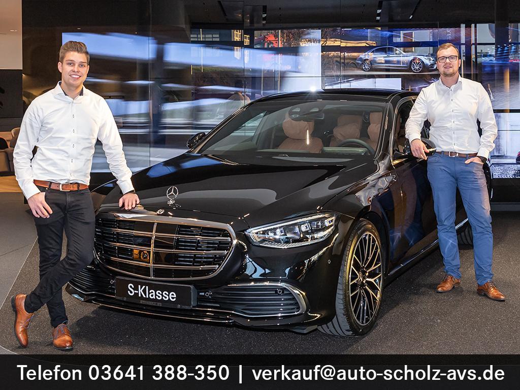 Mercedes-Benz S 400 d 4M MultiBeam*Pano*360° *Memory*Navi*HUD