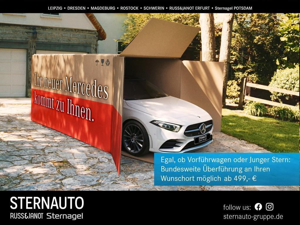 Mercedes-Benz C 220 CDI T+Avantgarde+Distronic+LED+Comand+AHZV
