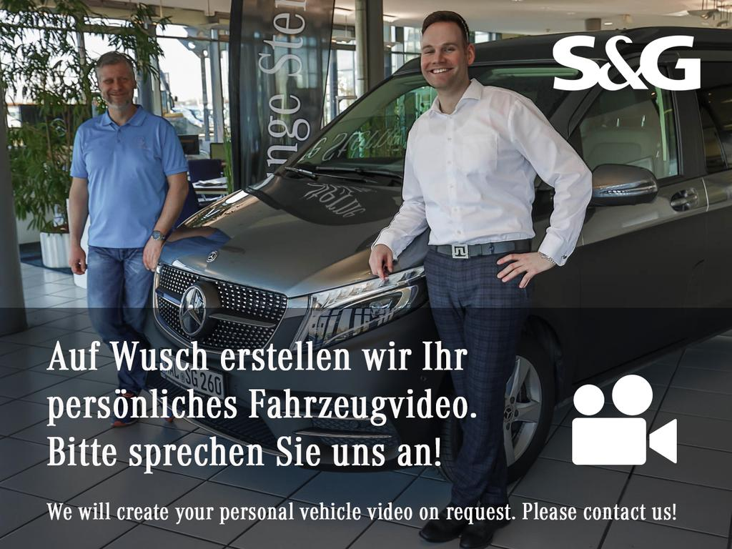 Mercedes-Benz V 250 d 4M Edition Panodach/Comand/Distronic/LED