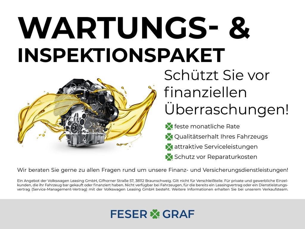 VW Touran Comfortline 1.5 TSI Navi AHK ACC