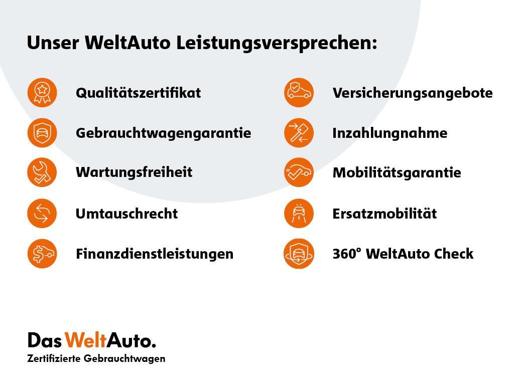 VW Golf 1.5 TSI IQ.DRIVE NAVI ACC PARKASSIST