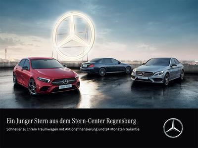 Mercedes-Benz A 200 Progressive+LED+Kamera+MBUX+NAVI+Totwinkel