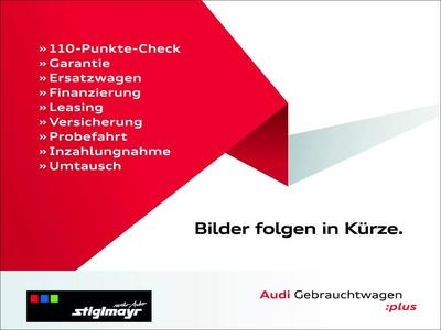Audi A4 Limousine Ambition 2.0 TDI AHK+XENON+SITZHEIZUNG