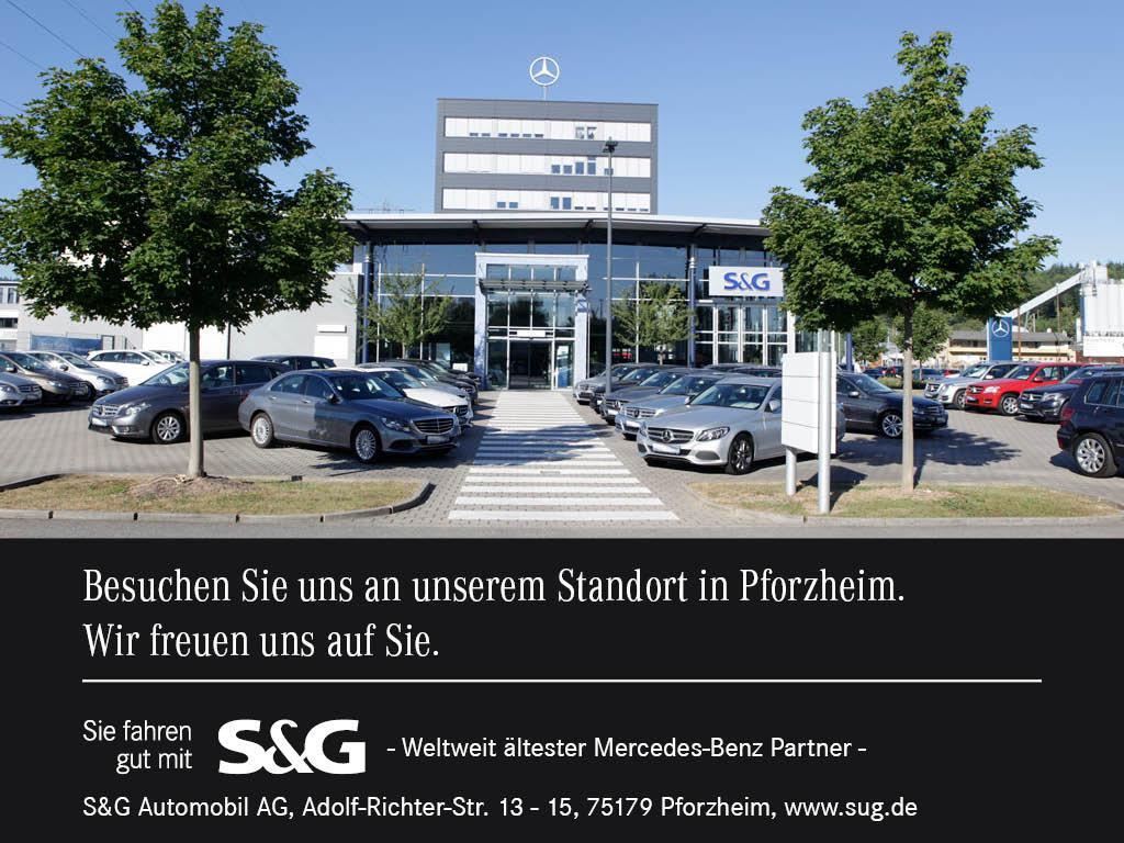 Mercedes-Benz E 300 d T-Modell AMG-Line COMAND/LED/Pano/360°Ka