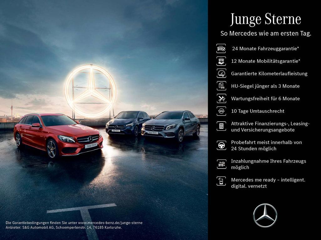 Mercedes-Benz A 200 PROGRESSIVE MBUX/360°/Distronic/Sitzhzg./