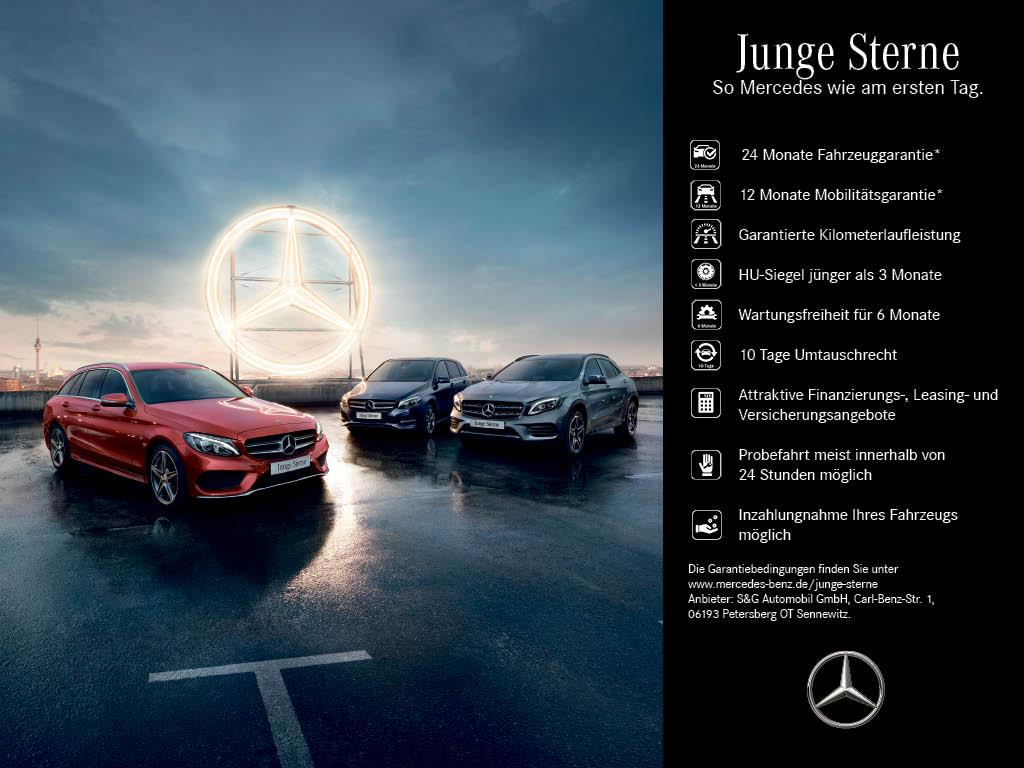 Mercedes-Benz A 180 AMG line Night-Paket/R.kamera/MBUX/Keyless